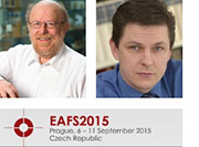 Prix 2015 - Two Professors receive awards at the annual conference of the European Academy of Forensic Science