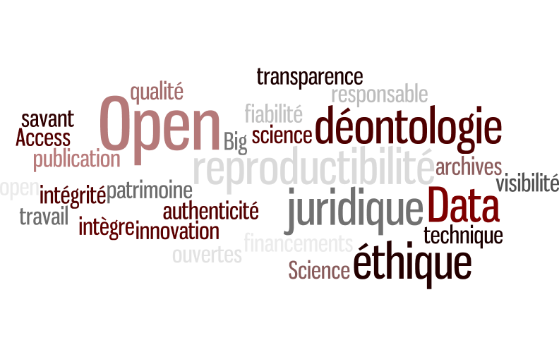 Open science - Open Access - Open Research Data